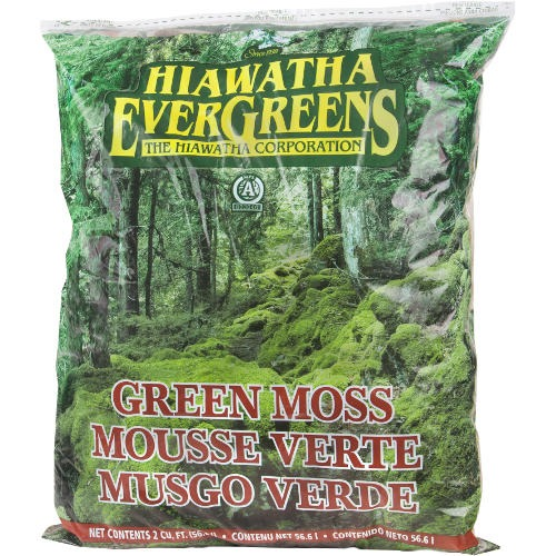 Bagged Moss